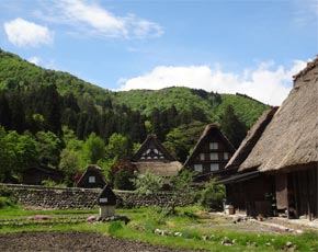 Japan holiday packages - central Japan