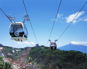 Japan travel destinations - Hakone