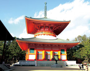 Japan travel destinations - Mt Koya