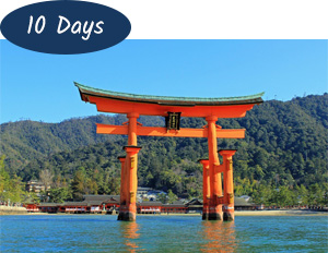 10 days Japan Holiday Package
