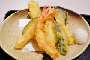 Food you should try in Japan - Tempura