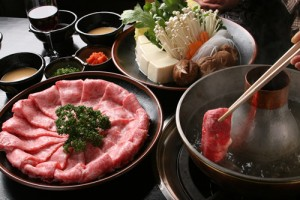 Food you should try in Japan - shabu-shabu