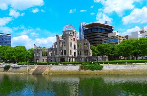 Hiroshima on the Japan Guided Tour