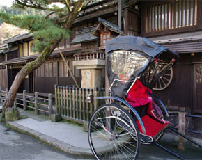 Japan travel destinations - Takayama