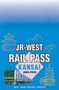 Japan Rail West Pass