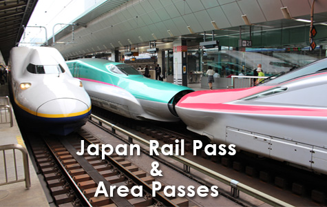 Japan travel specialist - JR Japan Rail Passes