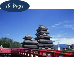Nostalgic Japan 10 days package