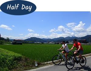 hida-satoyama-cycling-half-tour