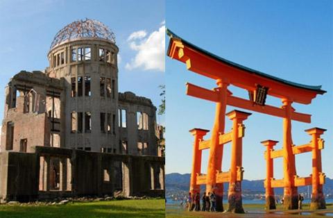 Hiroshima Miyajima 1 day tour