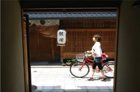 Kyoto Private Cycling Tours