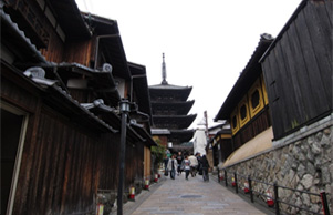 Kyoto Private Cycling Tours - The Kyoto East – The World Heritage Tour