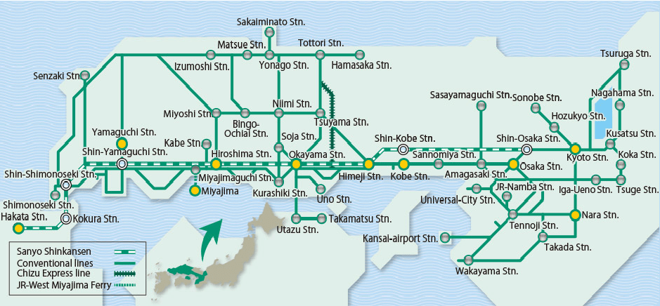 sanyo-sanin-area-pass-route-map
