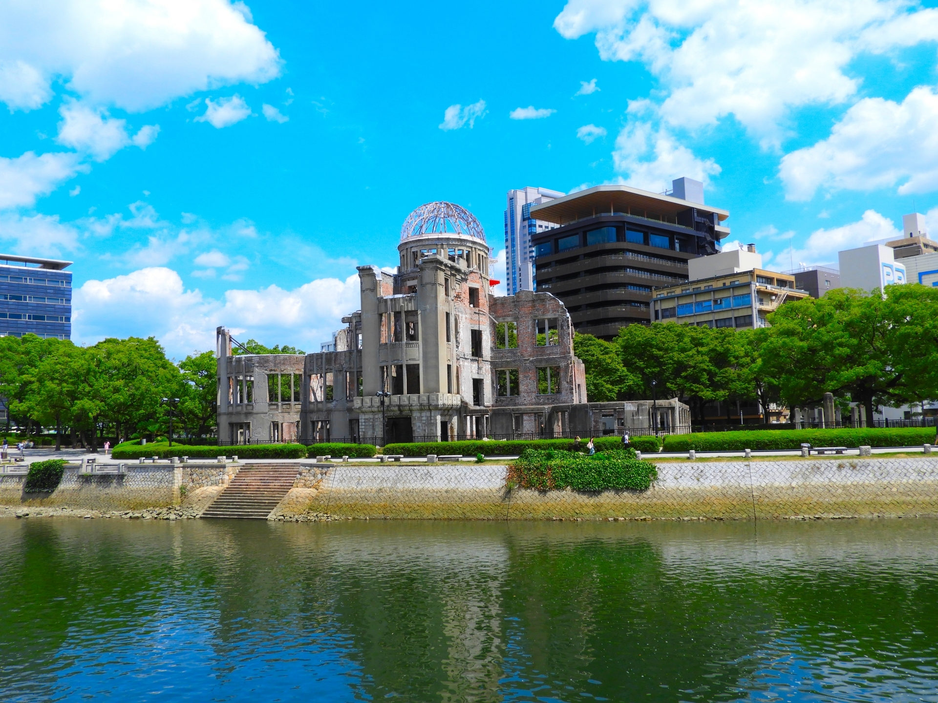 Hiroshima on the Japan Guided Tour