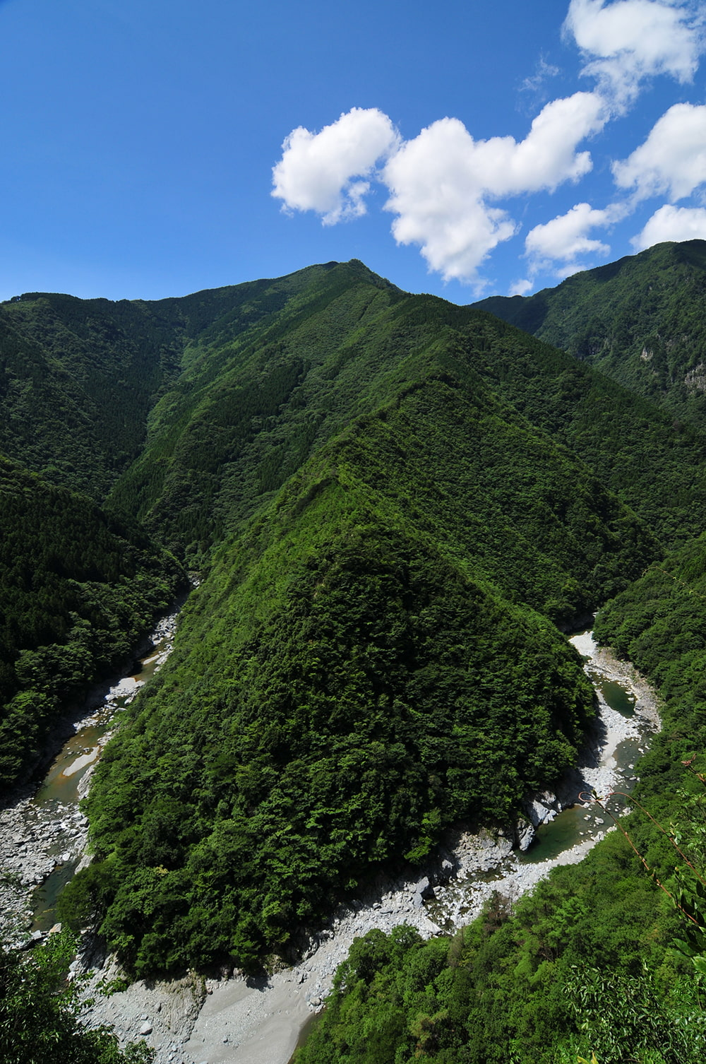 Off the beaten track in Japan Iya Valley