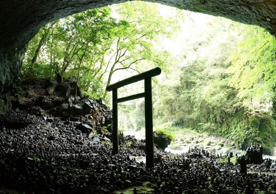 Off the beaten track in Japan Takachiho